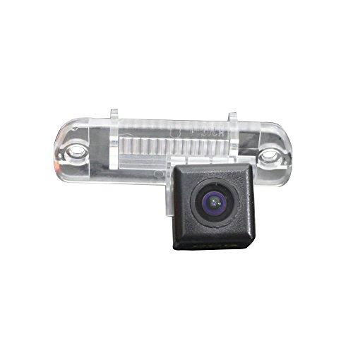 LYNN HD CCD Waterproof Night Vision 12V Car Rear View Reverse Backup Camera 170 Degree Parking Assistance for ML350 W220 R CLS W203 W211 W209 W219 GLS 300 W164 ML450 ML350 ML300 ML250