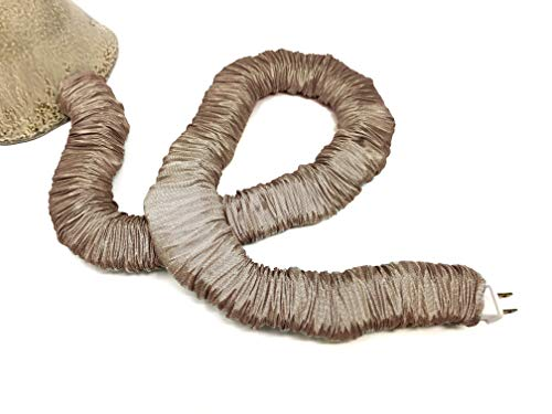Sandstone CoverEase 9 feet Lamp Cord Cover Tube - 2' Cord Cover