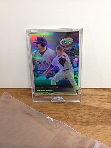 Topps Etopps Roger Clemens New York Yankees 2002 MLB Baseball Trading Card