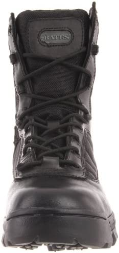 Bates Women's Ultra-Lites 8 Inches Tactical Sport Side Zip Boot,Black,5 M US  UbUu4