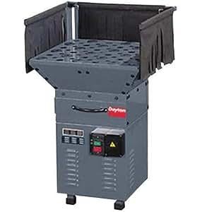 Dayton 22dl63 Downdraft Table 600 Cfm 1 Hp 120v 14 A