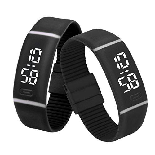 2016 Men Women WristWatch Bluetooth Smart Sport Watch White - 6
