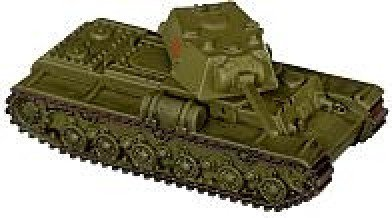 Axis and Allies Miniatures: KV-1 # 20 - 1939 - 1945 (Allies Axis 1945 1939 Miniatures)