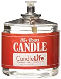 CandleLife Emergency Candles 115 Hours, Clear Mist