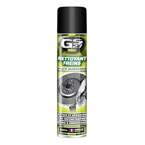 GS27 - Nettoyant Freins 600 ml GS27 PRO
