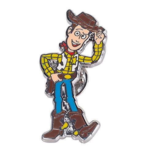 (Disney Pixar Toy Story Woody Enamel Pin)