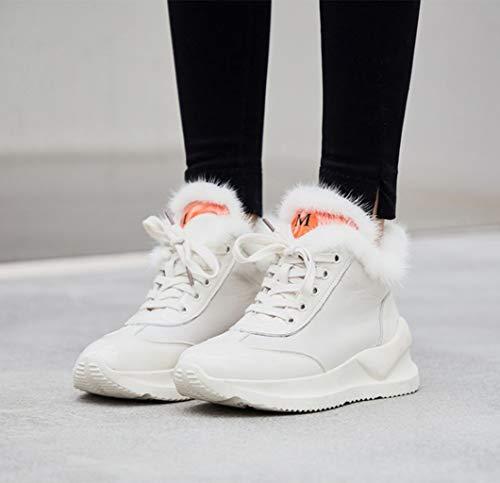 Sneaker Amazon Donna D'lux Neri Unita Tinta Skechers shoes spotted Empire E2IHWD9