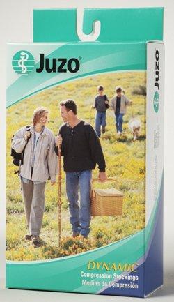 Juzo Soft Knee High 30-40mmHg Closed Toe, IV, Black