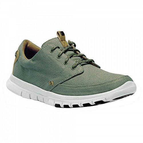 Regatta RMF482, Zapatillas de Senderismo Hombre Granit/ChPep
