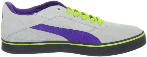 Puma Maeko S - Zapatillas de Skateboarding para Hombre, tamaño 43 UK, Color Gray Violeta - Tea: Amazon.es: Zapatos y complementos