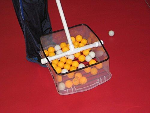 BABO M Table Tennis Multi Ball boy Picker Upper More Than 200 Balls Unique Collector Retriever Gift