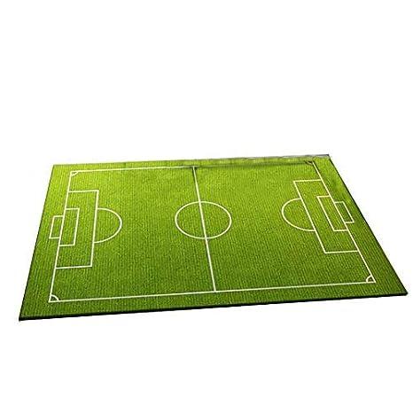 BAIF Divertida Alfombra para niños, alfombras Verdes para el ...