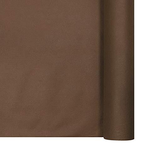 Thouy Nappe en intiss/é Spunbond Chocolat en Rouleau 1,20 x 25 m