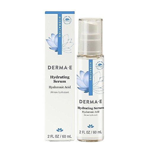 derma e Hydrating Serum with Hyaluronic Acid , 2 fl oz (60 ml)