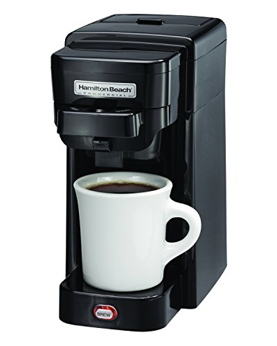 Hamilton Beach Commercial HDC305 Single Serve Hospitality Coffeemaker, 1 Cup, Compatible with K-Cup packs