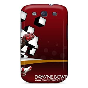 EricHowe Samsung Galaxy S3 Protector Cell-phone Hard Covers Provide Private Custom Realistic Kansas City Chiefs Pictures [nCT20253czac]