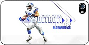 Detroit Lions Case For Ipod Touch 5 Cover Case v6 3102mss