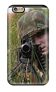 New Arrival Case Specially Design For Iphone 6 (machine Gun)