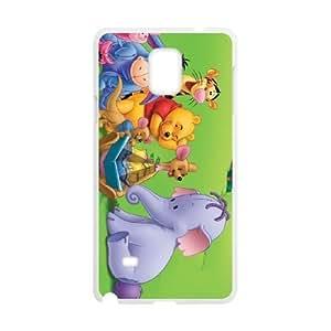 Samsung Galaxy S4 Phone Case White Pooh's Heffalump Movie Lumpy the Heffalump UF5741250