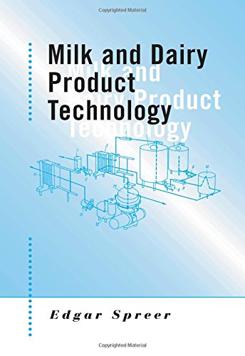 Milk and Dairy Product Technology (Food Science and Technology)