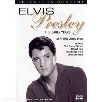 (Legends In Concert / Elvis Presley - The Early)