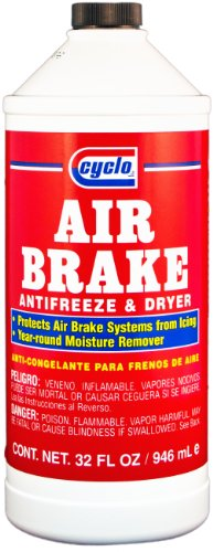 Cyclo C97 Air Brake Anti-Freeze and Dryer - Case of 12 (Air Brake Conditioner compare prices)
