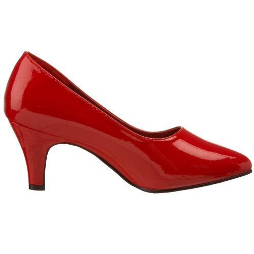 Pat 420w WoMen Heels Divine Red Pleaser Red qwRaTcB