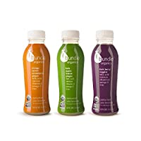 Bundle Organics Juices for Pregnant and New Moms, Variety Pack, 3 Count