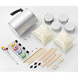 Momila Soy Wax Candle Making Kit –Complete DIY K