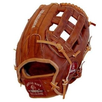 Infielders Glove Walnut Leather - Nokona Classic Walnut 11.75