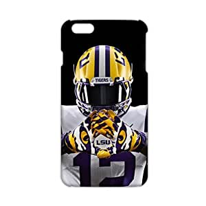 CCCM lsu 3D Phone Case for Iphone 6