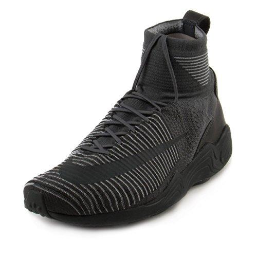Nike Zoom Mercurial Flyknit, Dark Grey/Wolf Grey/Anthracite