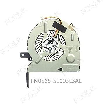 FCQLR Compatible para Toshiba C40D-C FN0565-S1003L3AL Ventilador ...