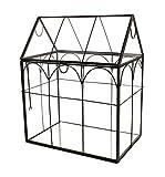ElegantLife Succulent Terrarium,House Shape