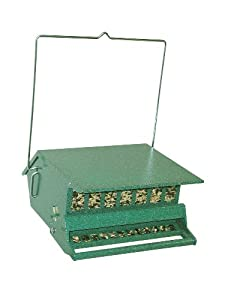 Heritage Farms Bird's Choice Squirrel Proof Bird Feeder Special Offers