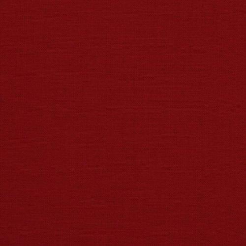 Kona Cotton Rich Red Fabric By The Yard (Kona Cotton Broadcloth)