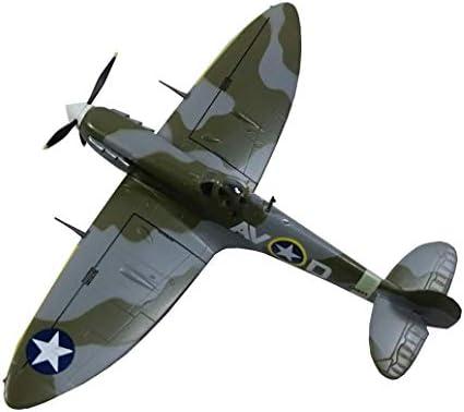 1/72スケール戦闘機プラモデル、軍事イギリスのスピットファイアMKV RAF140ファイターアダルトグッズやギフト、6.1In