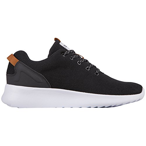 1110 Black White Result 1110 Zapatillas White Negro Black Kappa Adulto Unisex YxTXqnzw