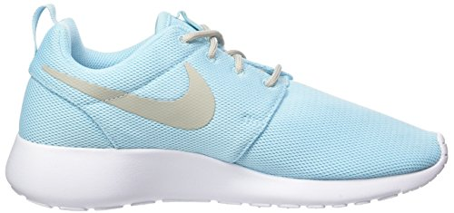 Grey Bleu Roshe NIKE Femme Basses One Pale Sneakers Blue Still white fUXwOzq
