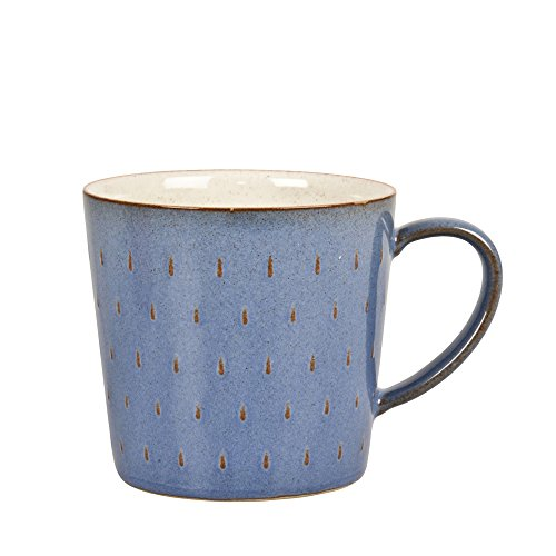 Denby  Fountain Cascade Mug, Blue