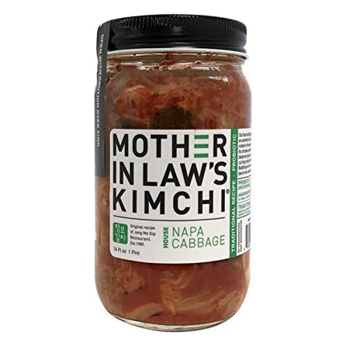 Mother In Law's Kimchi - House Napa Cabbage (16 ounce) ()