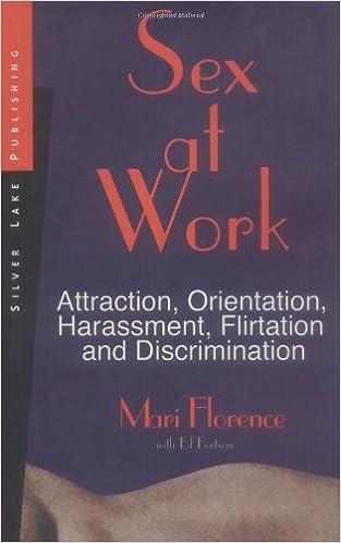 Attraction discrimination flirtation harassment sex work