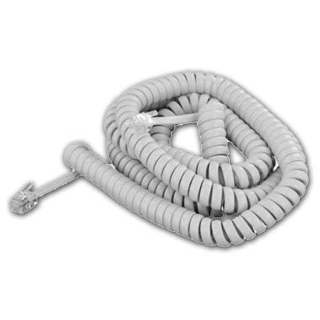 - NWB Conect-It Modular Handset Cord 25' White