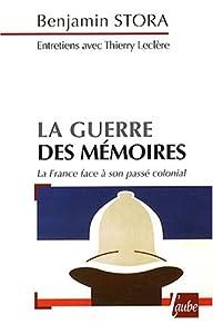 """Afficher """"La guerre des mémoires"""""""