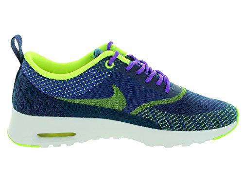 Nike Air Max Thea Jacquard Chaussures De Course Pour Femmes Hyper Grape / Vlt / Rftbl / Smmt Wht