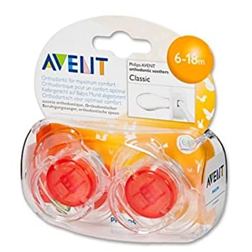 Amazon.com: Philips AVENT 6 – 18 meses Color Rojo ...