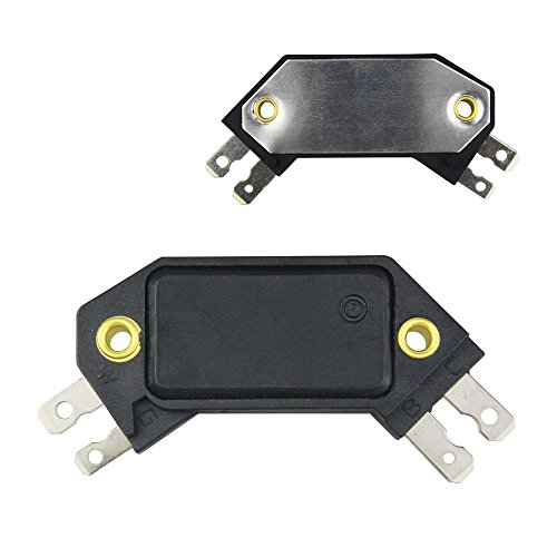 (Performance Ignition Module ICM Fit For 1974-1988 Chevy Pontiac Olds Buick /FOLCONROAD 4 Pin [US Wearhouse])