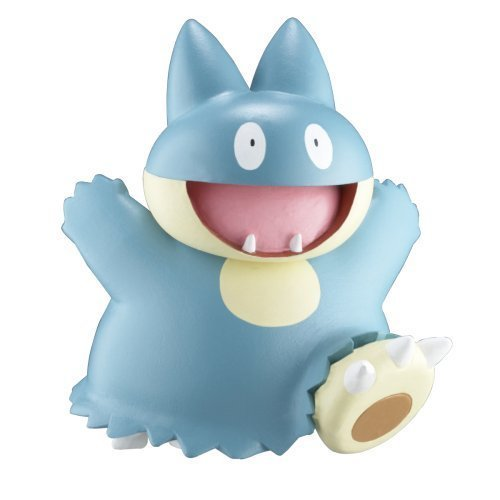 Pokemon Diamond and Pearl All New Series 1 Single Pack Munchlax Figure with Marble - Munchlax Pokemon Diamond