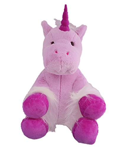 Personalized Long Message Recordable 15 Inch Mystical Unicorn with 30 seconds of Recording Time.