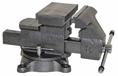 Yost Multipurpose Mechanic's Reversible Swivel Base Vise - 8in. Jaw Width, Model# 880-DI by Yost Vises